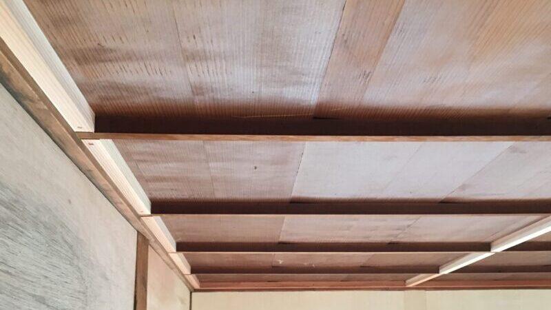 天井の下地