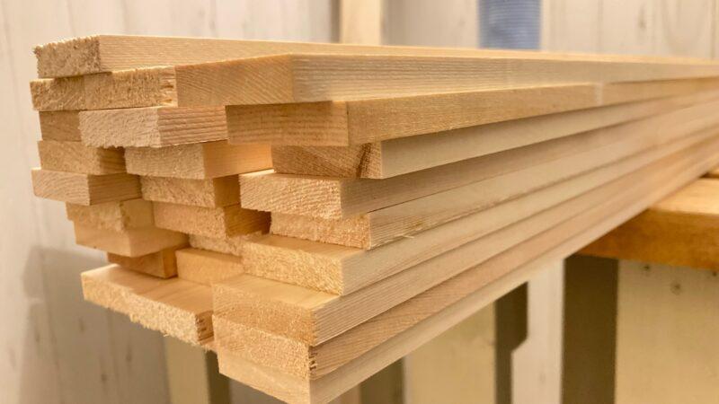 木材(胴縁)